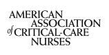 American Association of Critical-Care Nurses (AACN)
